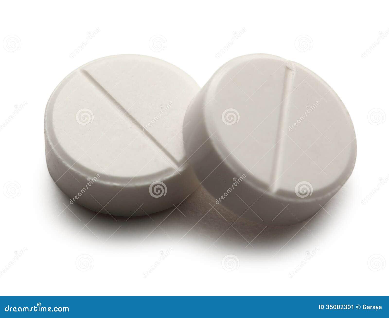 Aspirin pigułki