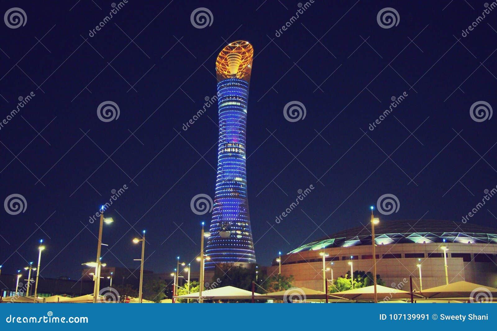 Aspiruje strefę Katar