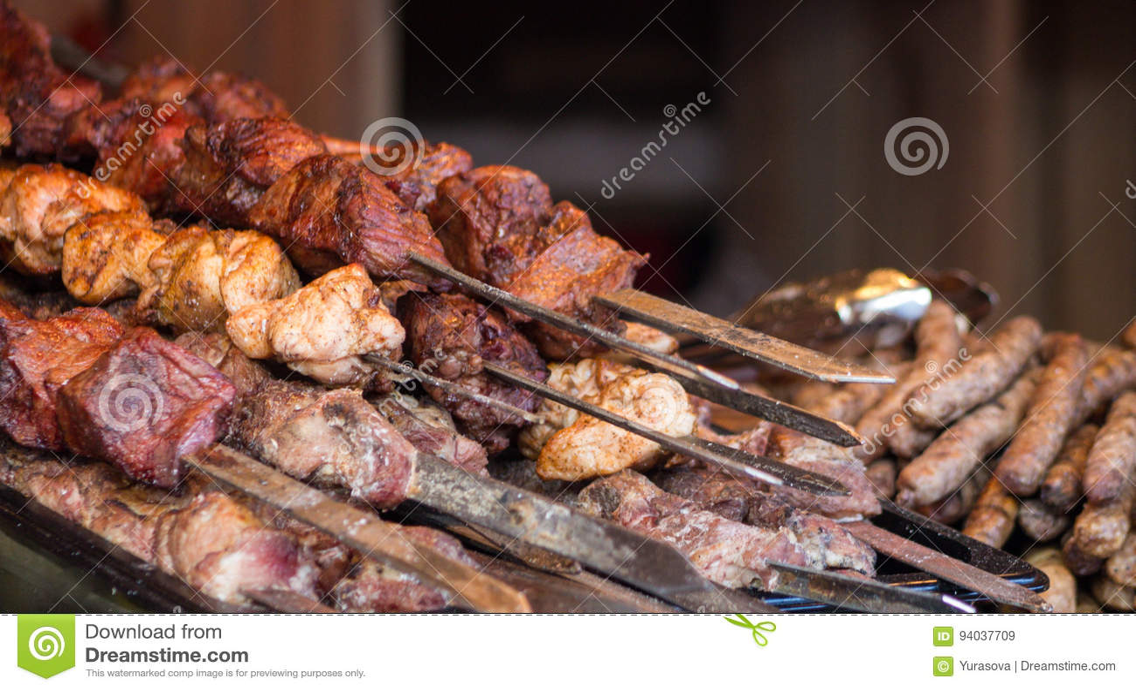 Assado da carne