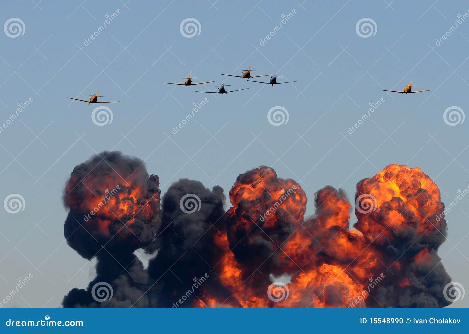 Assalto aéreo