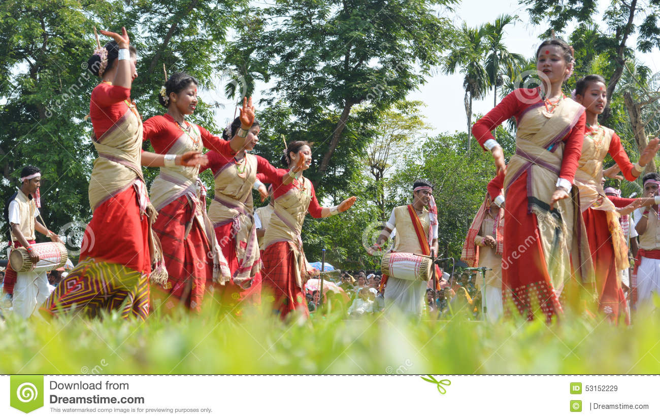 Bihu Stock Photos Royalty Free Pictures