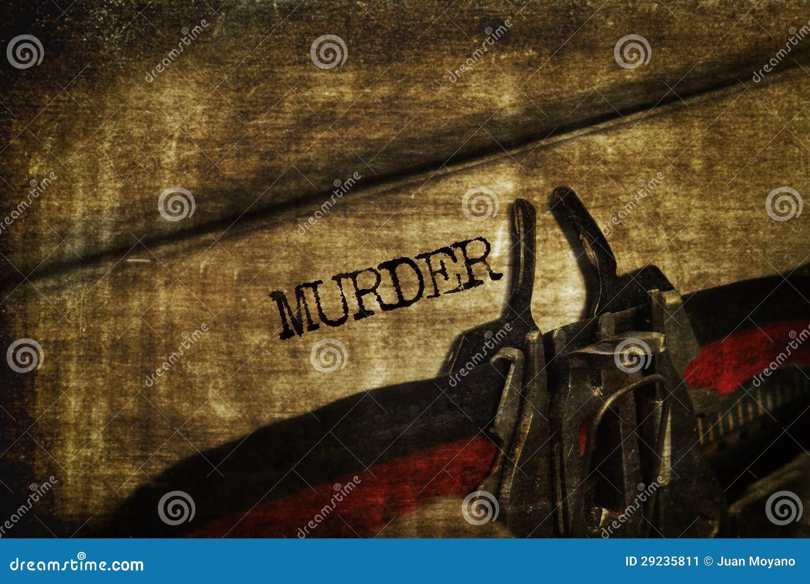 Download Assassinato imagem de stock. Imagem de assassino, mistério - 29235811