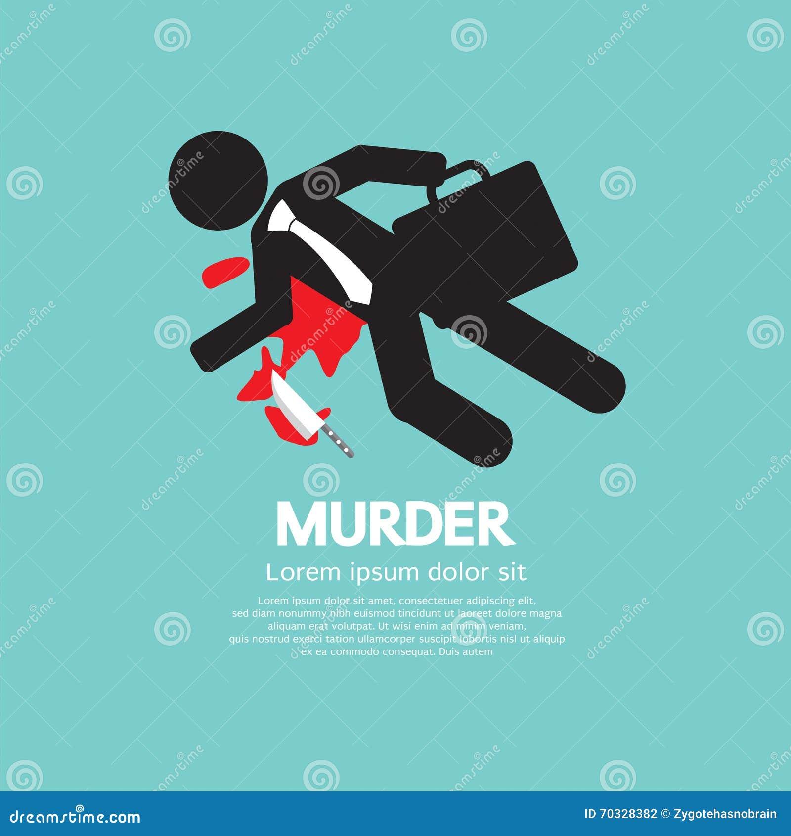 Assassinato de Is Dead By do homem de negócios