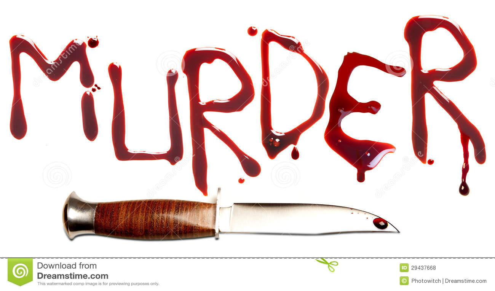 Assassinato e punhal