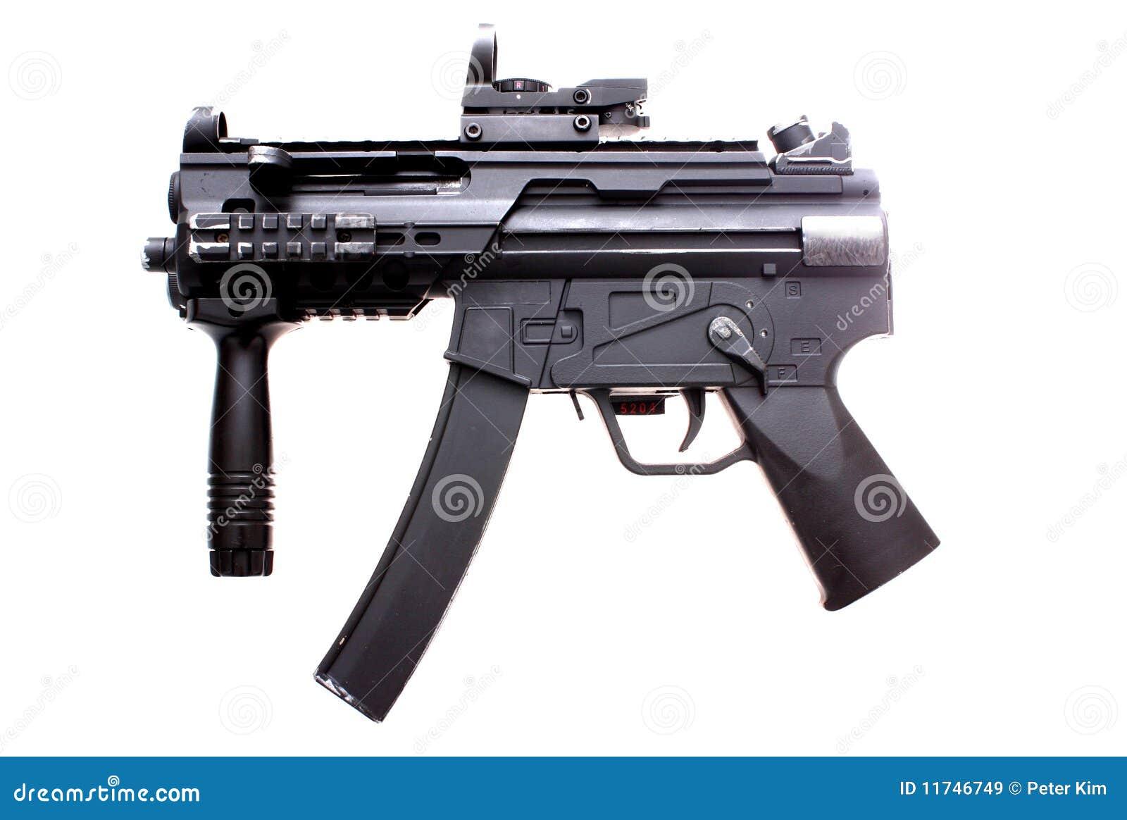 Assault gun stock image  Image of indoor, design, studio