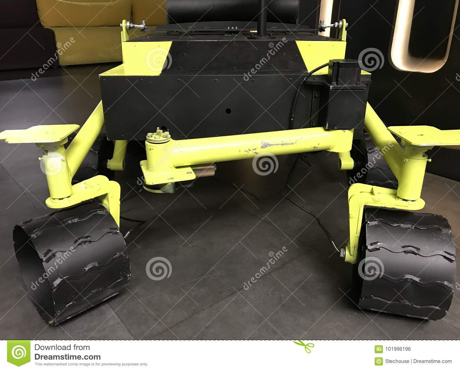 Modern Robotics Stock Photo Image Of Modern Equipment 101996196