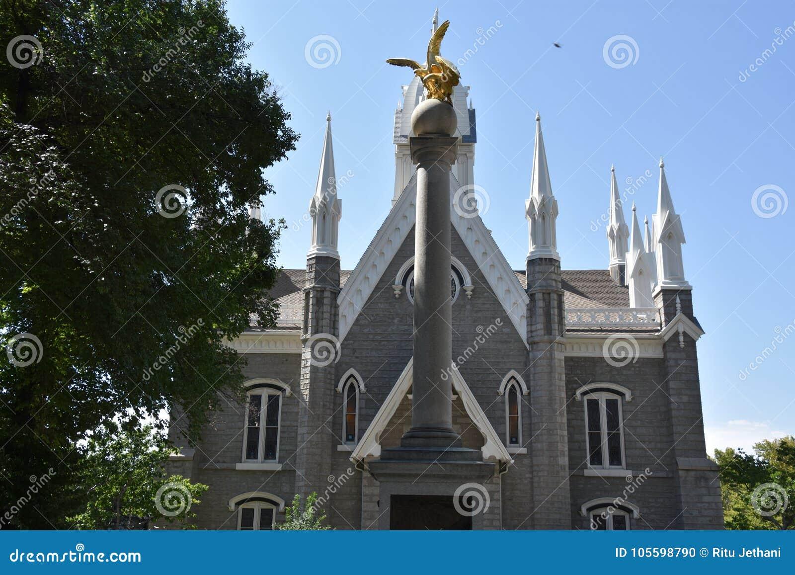 Assembly Hall in Salt Lake City, Utah