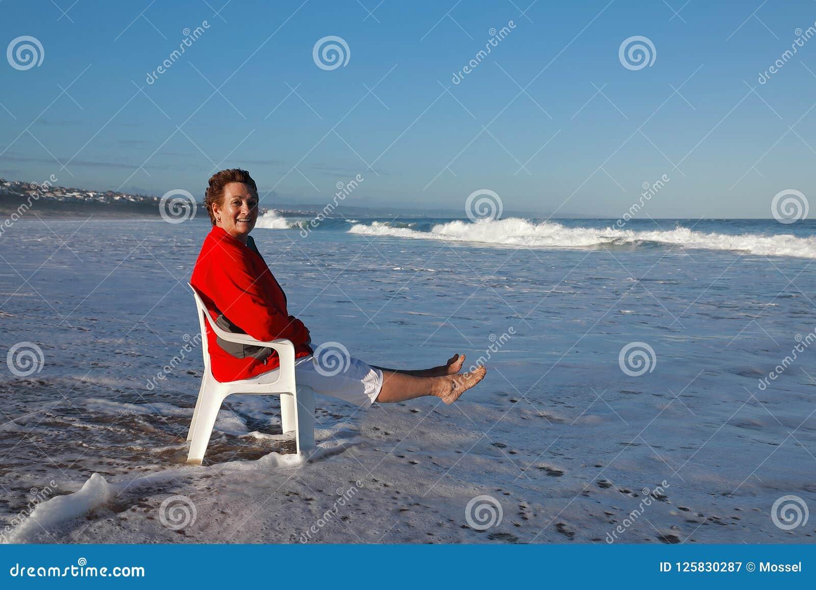 Assento nas ondas!
