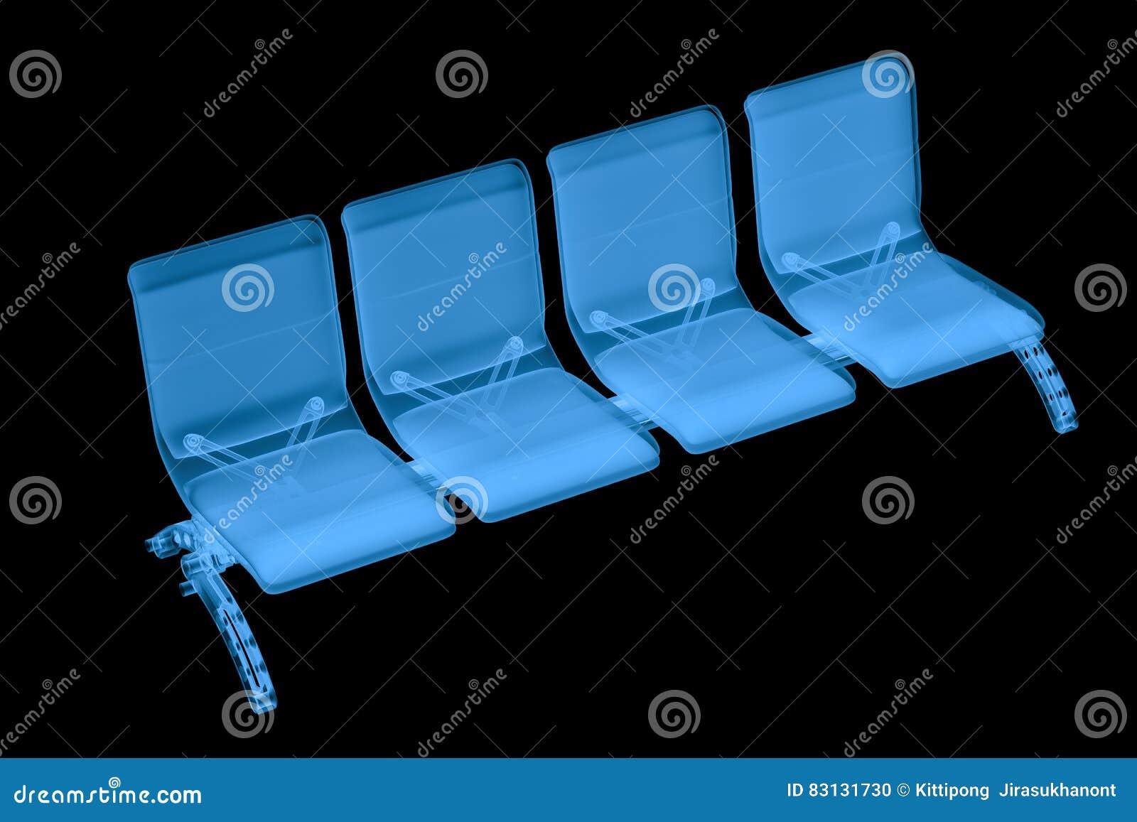 Imagem Raio Aeroporto : Assentos do aeroporto do raio ilustração stock ilustração de