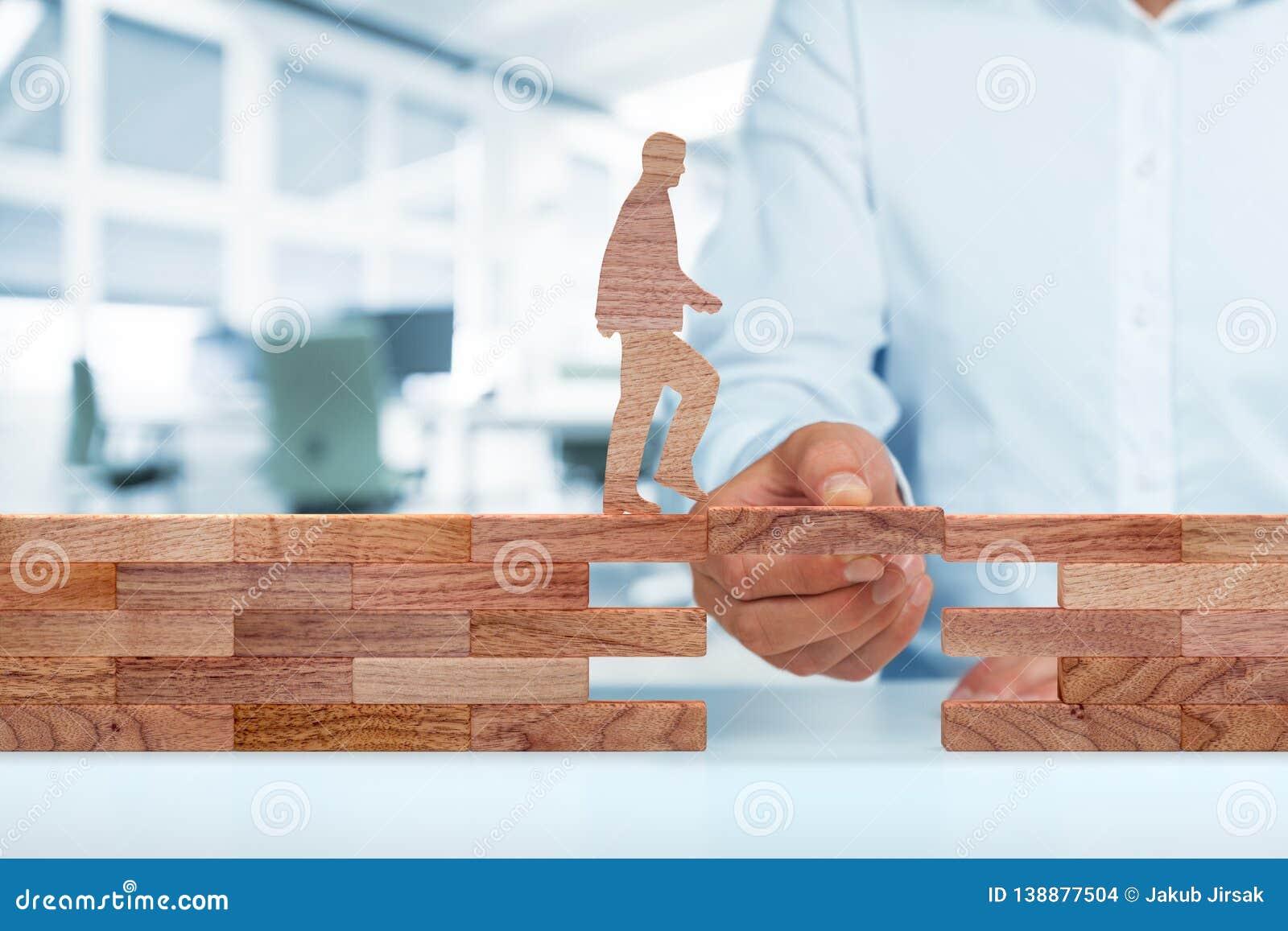 Assicurazione e concetto di sostegno