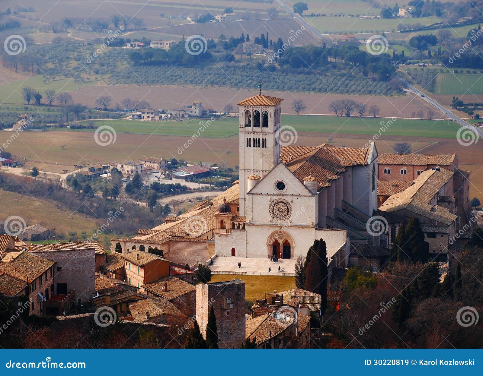 Assisi, Италия