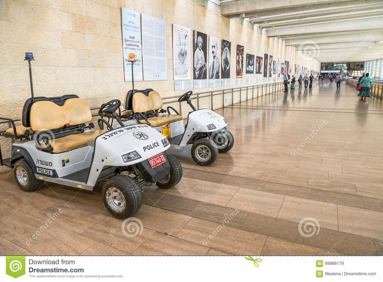 3e99297bc5 Assistant Cars In The Airport Editorial Stock Image - Image of ...