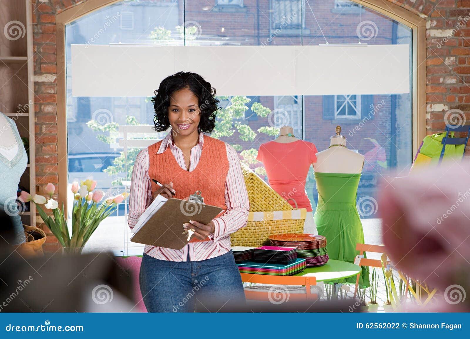 Assistente de loja