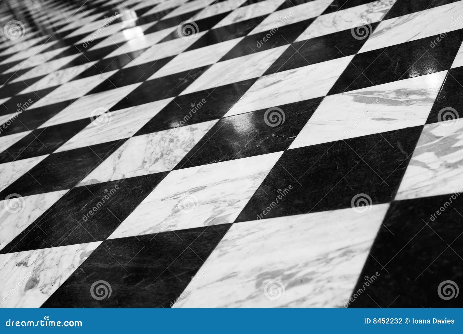 Assoalho Checkered