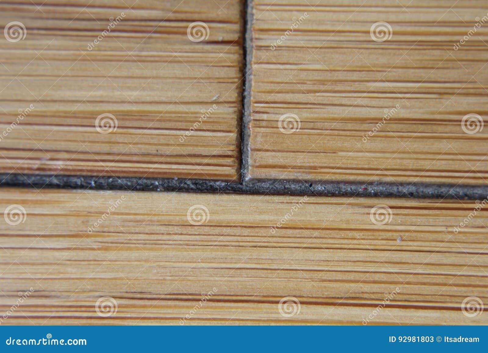Assoalho de bambu