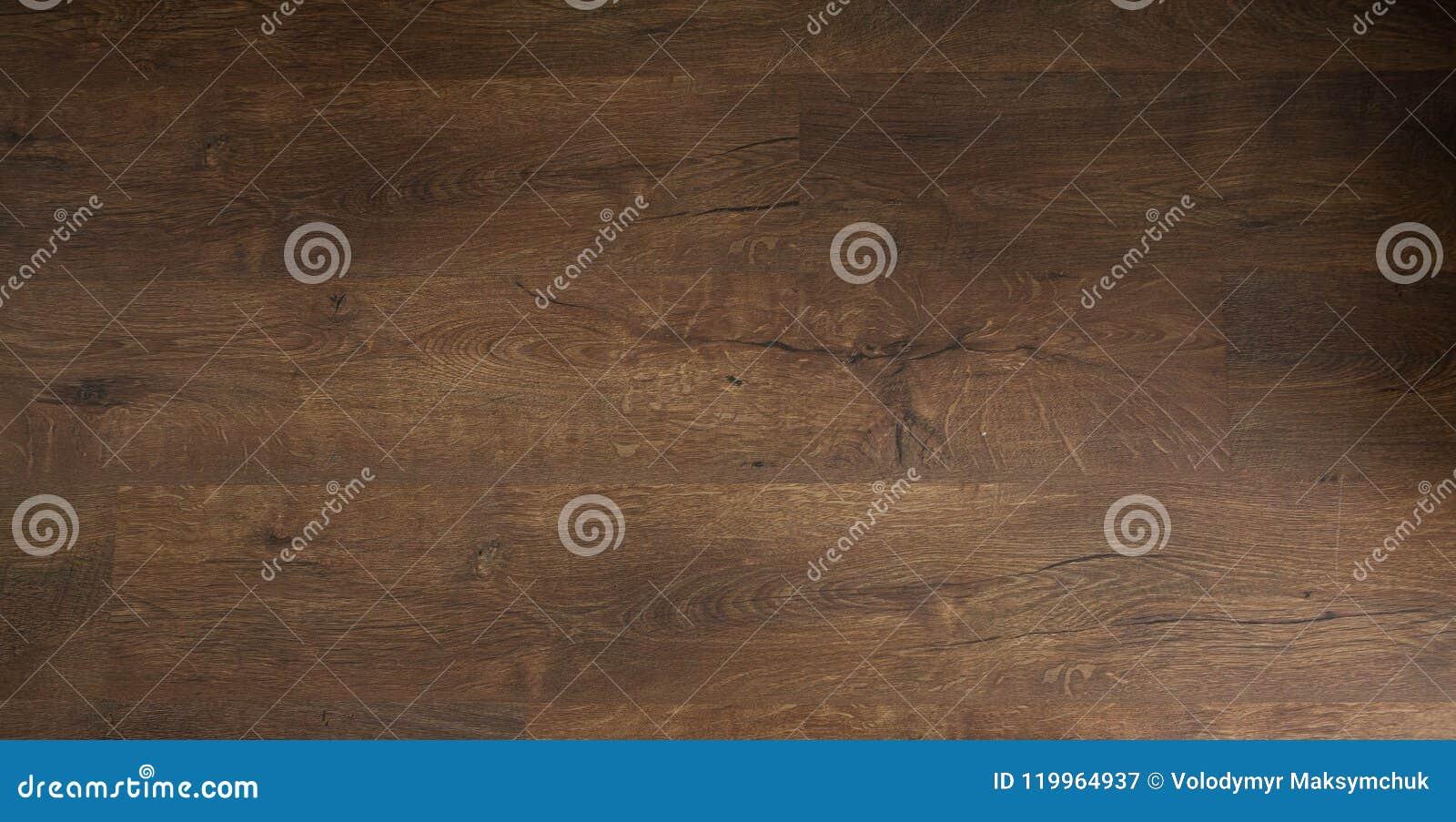 Assoalho escuro do carvalho Assoalho de madeira, parquet do carvalho - revestimento de madeira, estratificação do carvalho