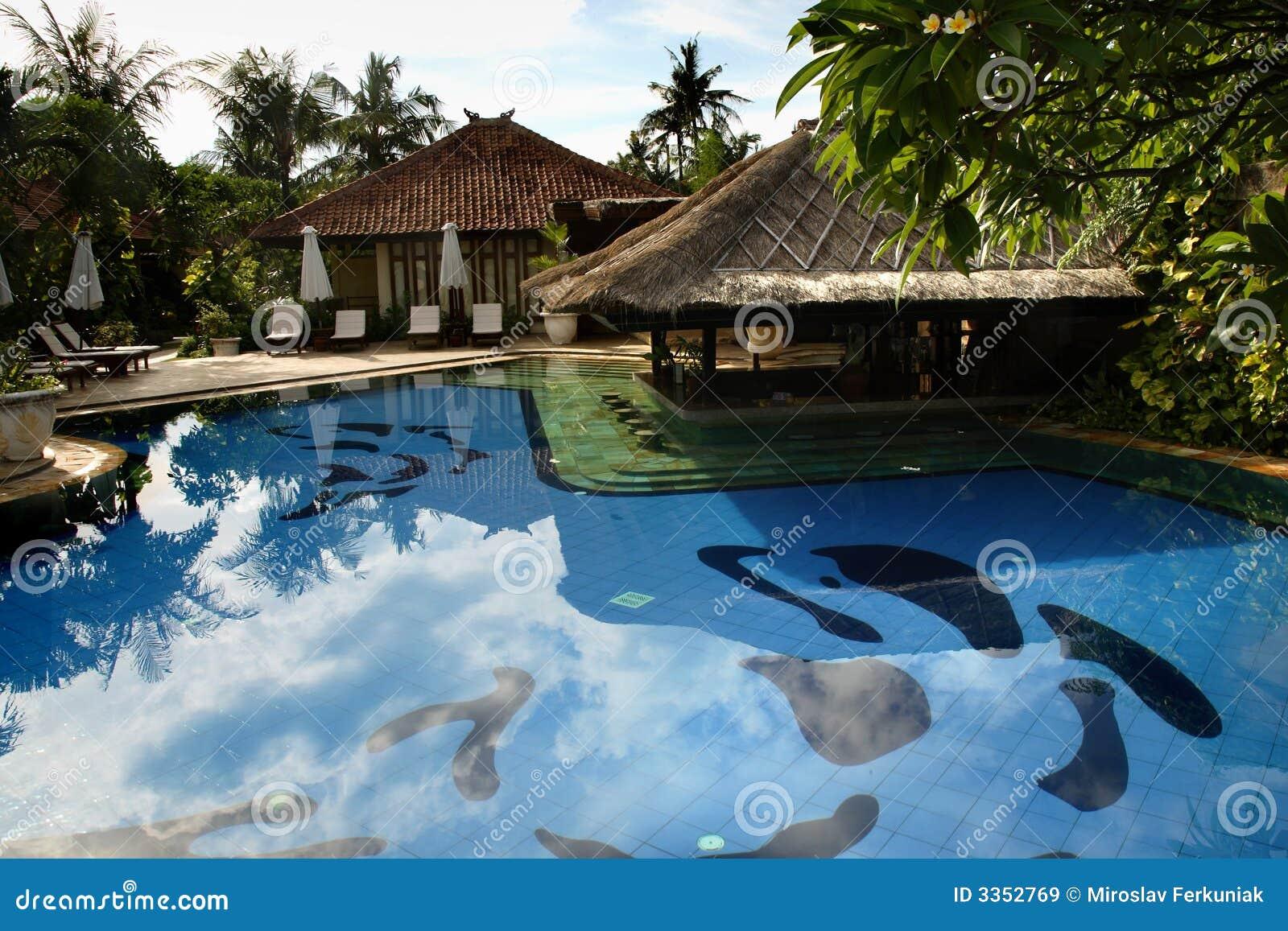Associação tropical do hotel, Bali