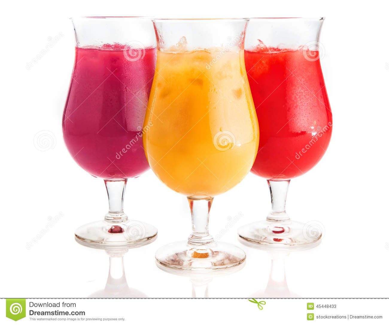 Composition Of Cold Drink