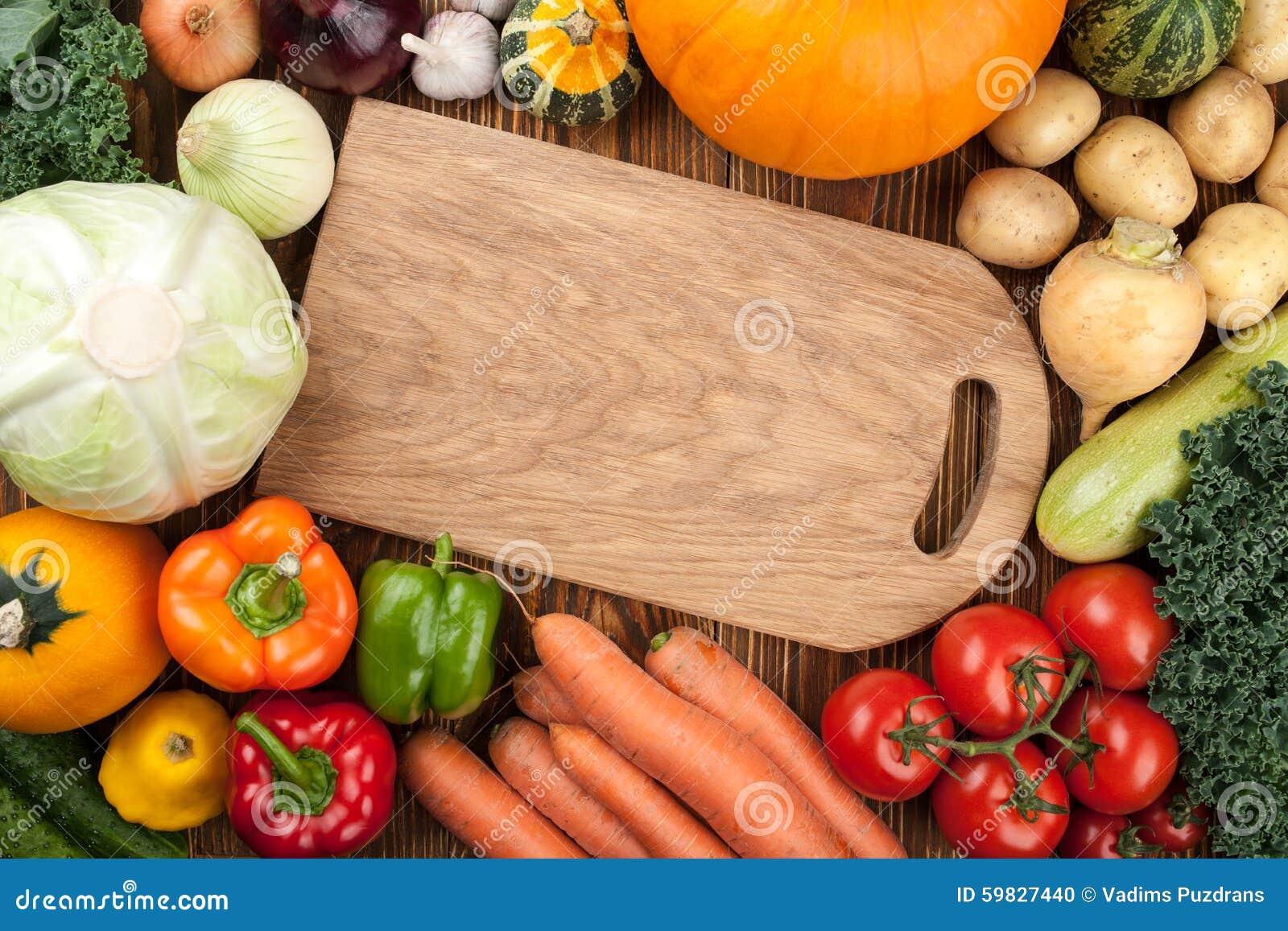 Organic Plant Food Orange Box