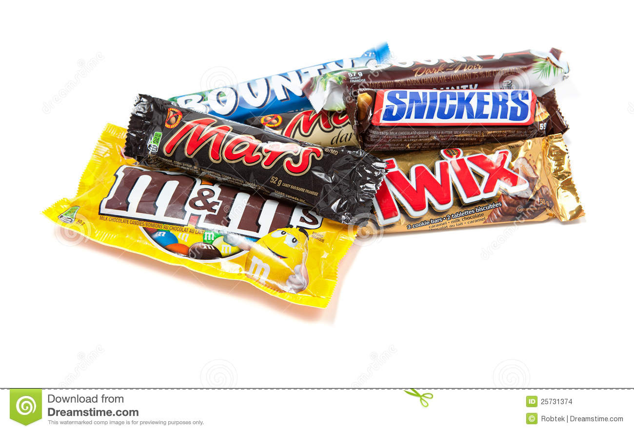 assorted mars incorporated chocolate products editorial stock image image 25731374 candy bar clip art images candy bar clip art border