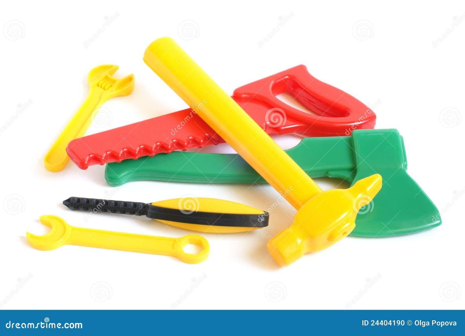 Plastic Tool Toys 100