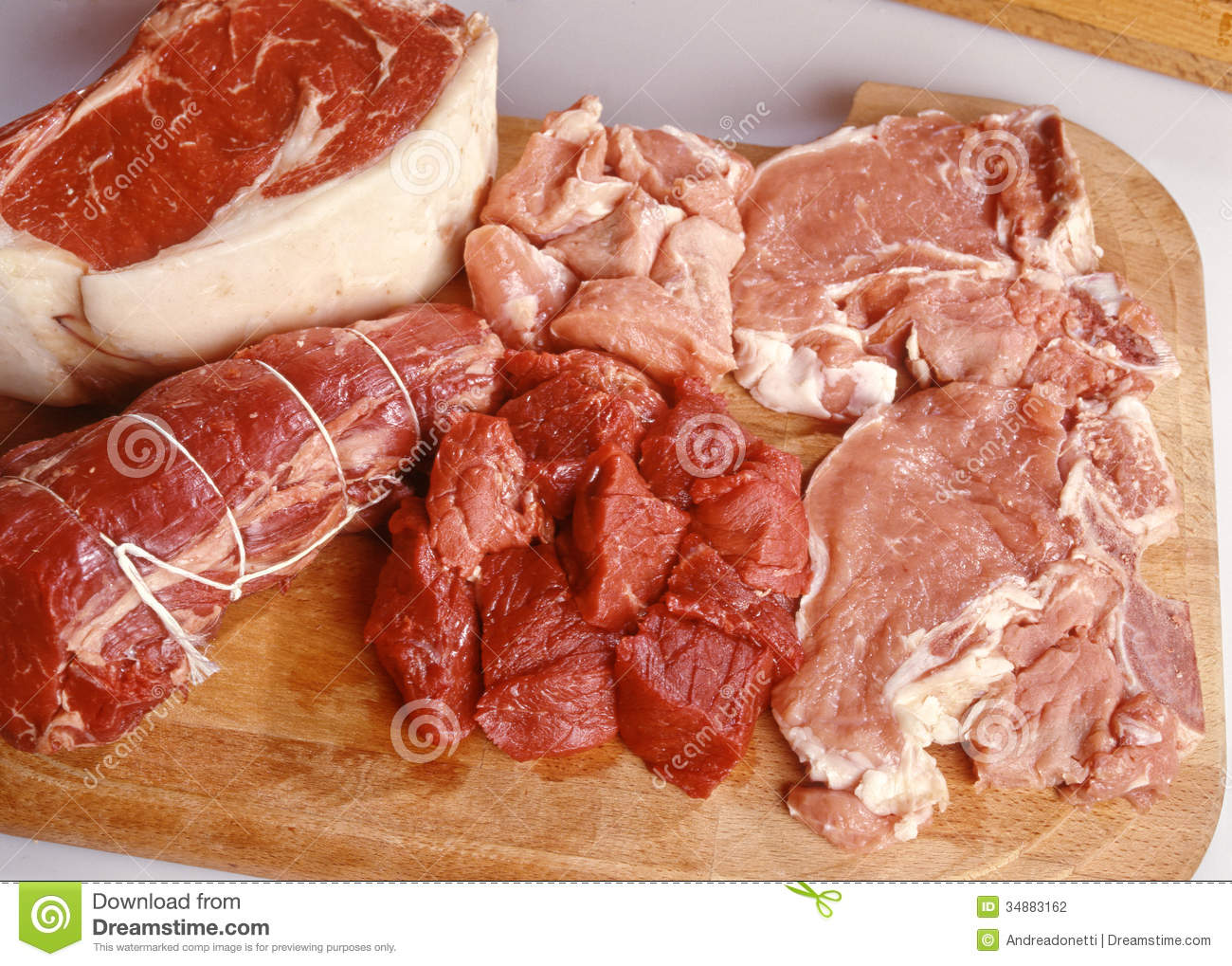 how to choose pork meat