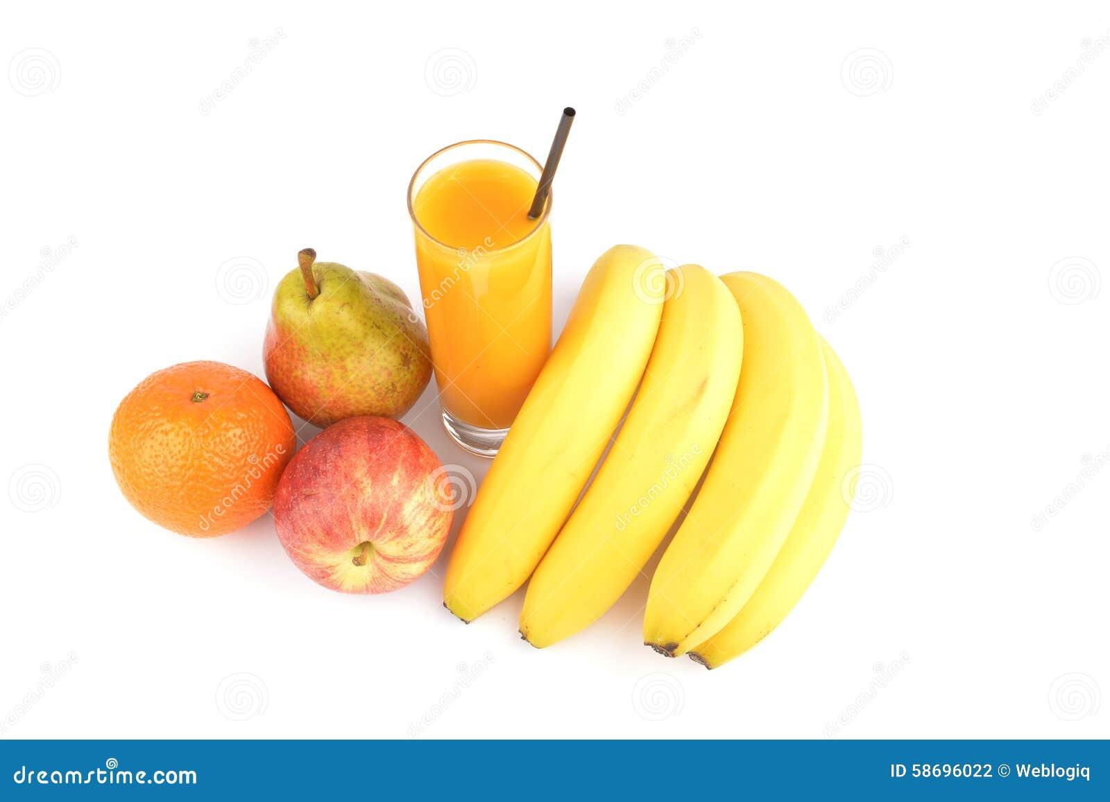 Assortiment des fruits exotiques