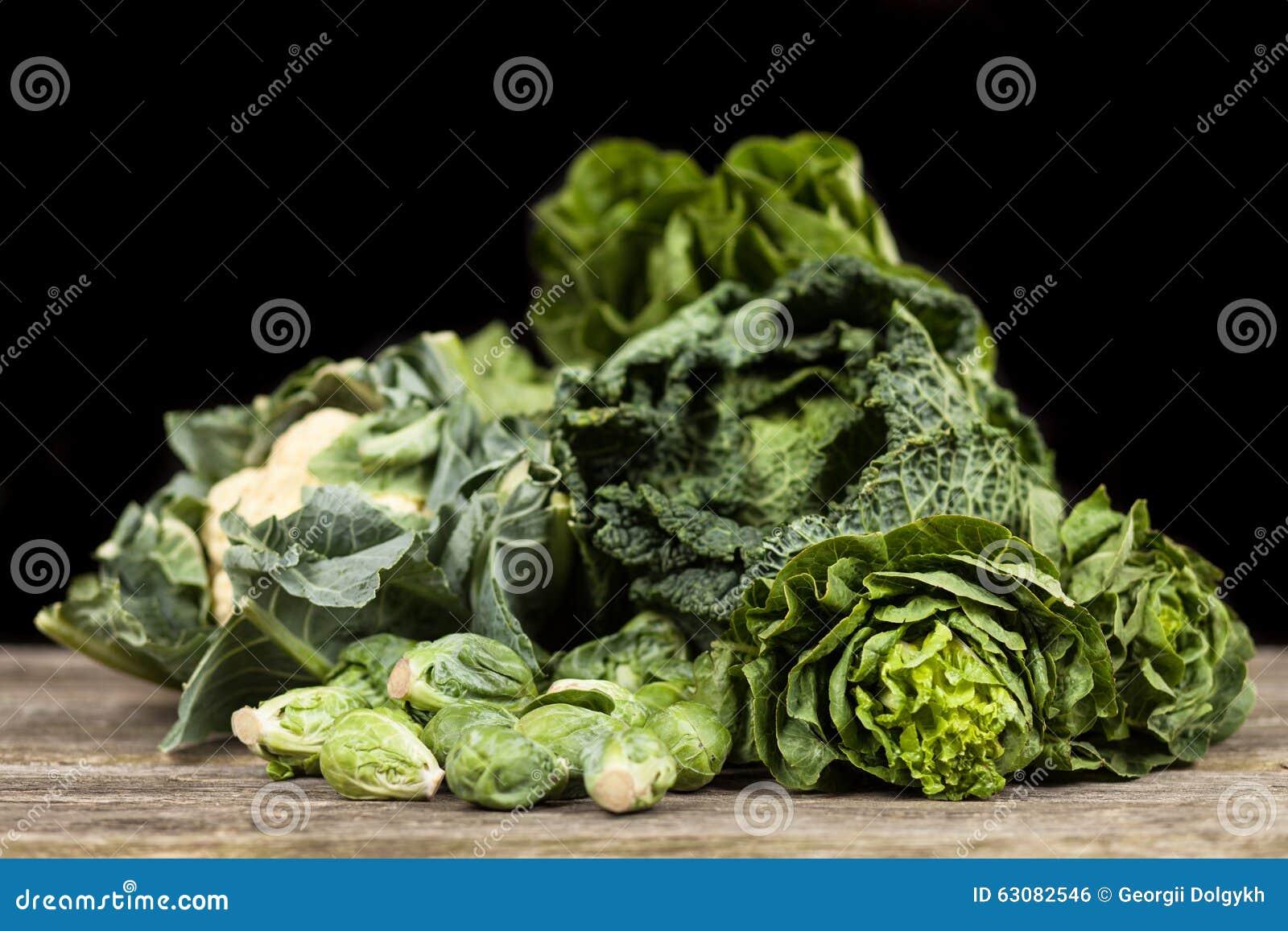 Download Assortiment Des Légumes Verts Photo stock - Image du oignon, assortiment: 63082546