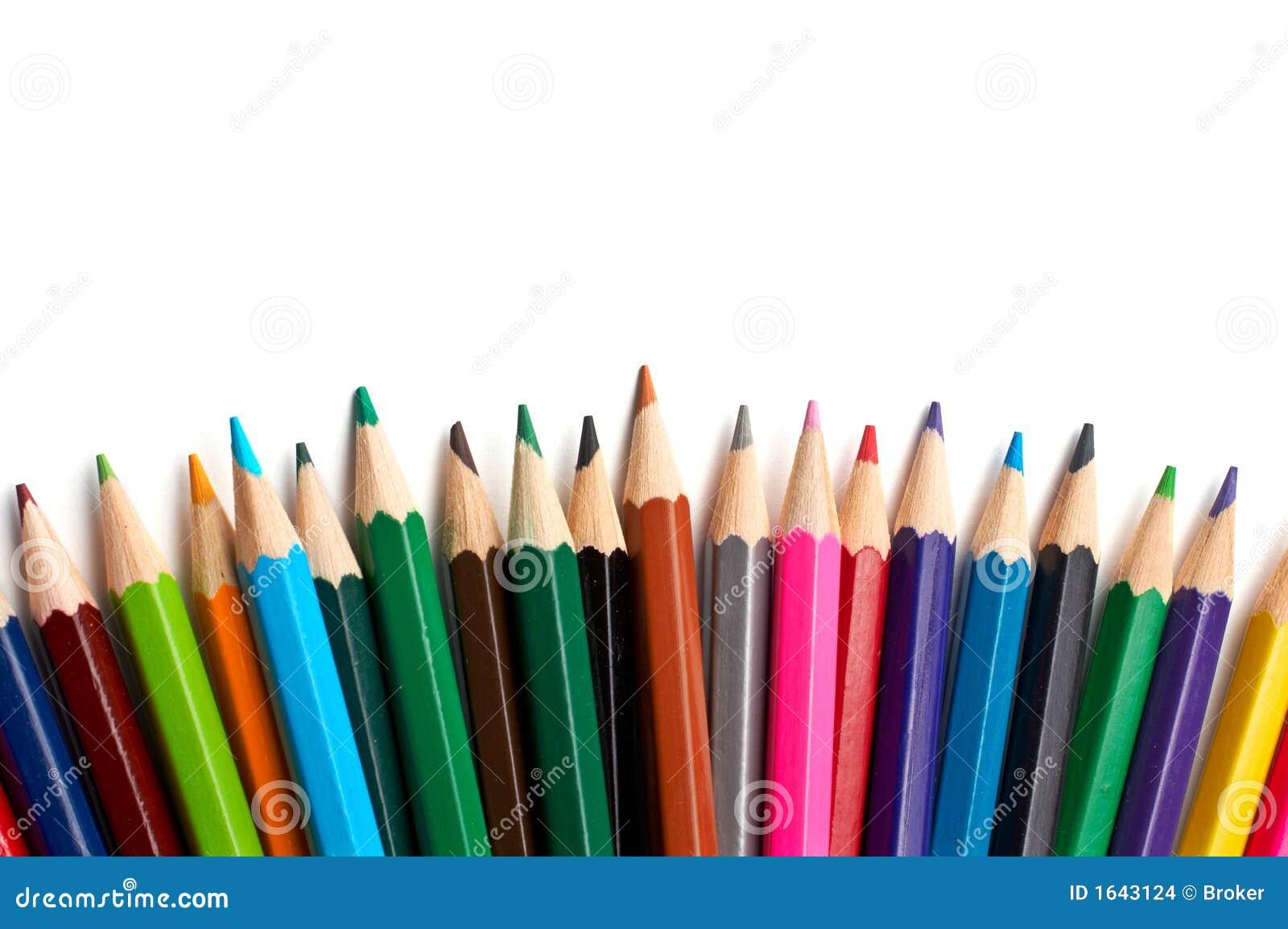 Assortimento delle matite colorate