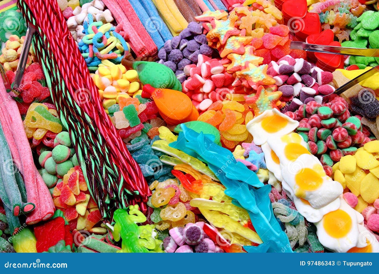 Assortimento di Candy