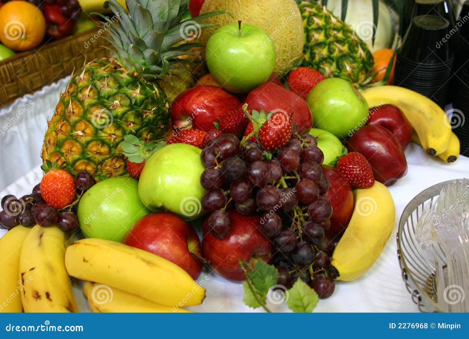 Assortimento di frutta