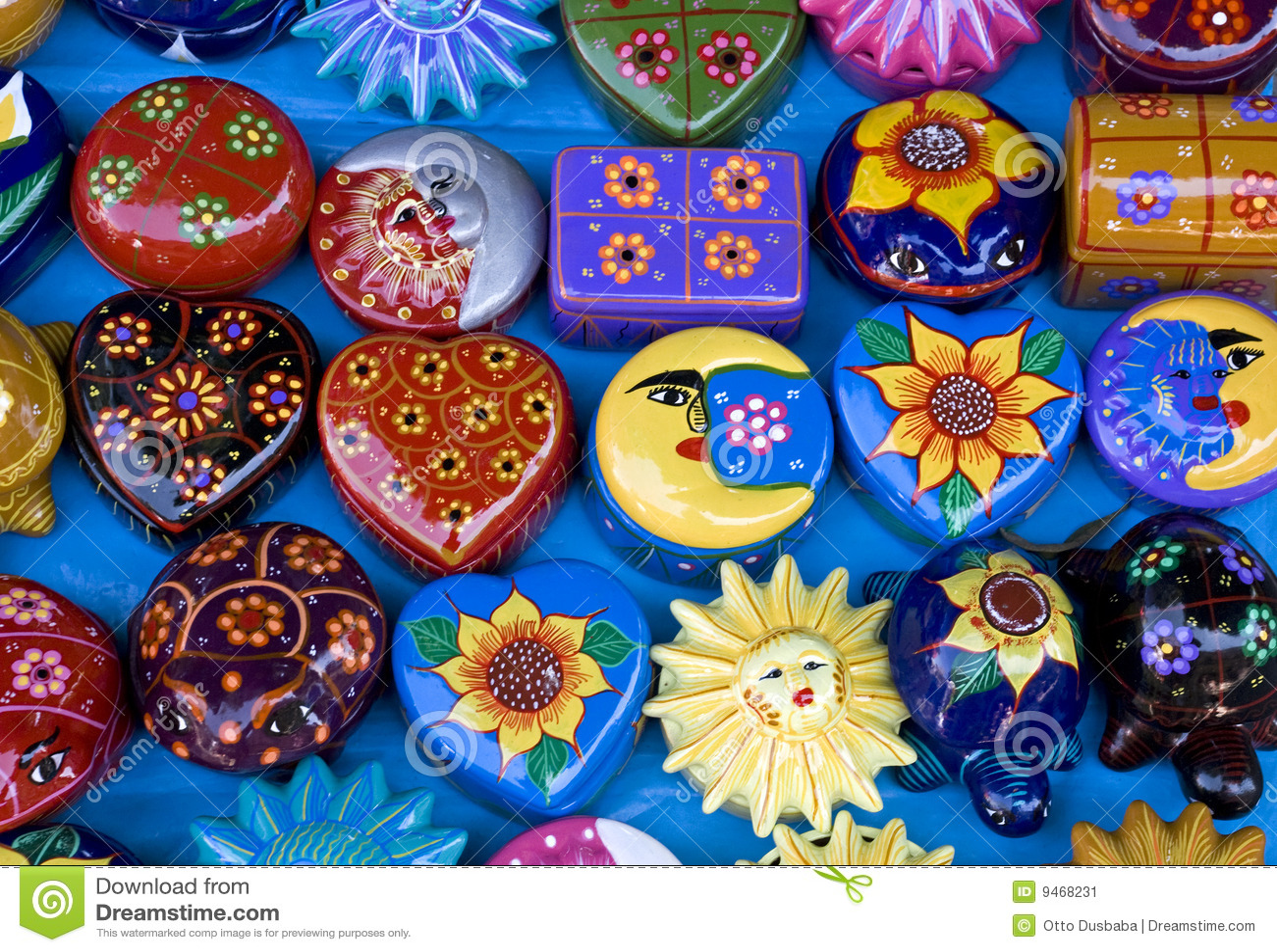 Plate Art Ceramic