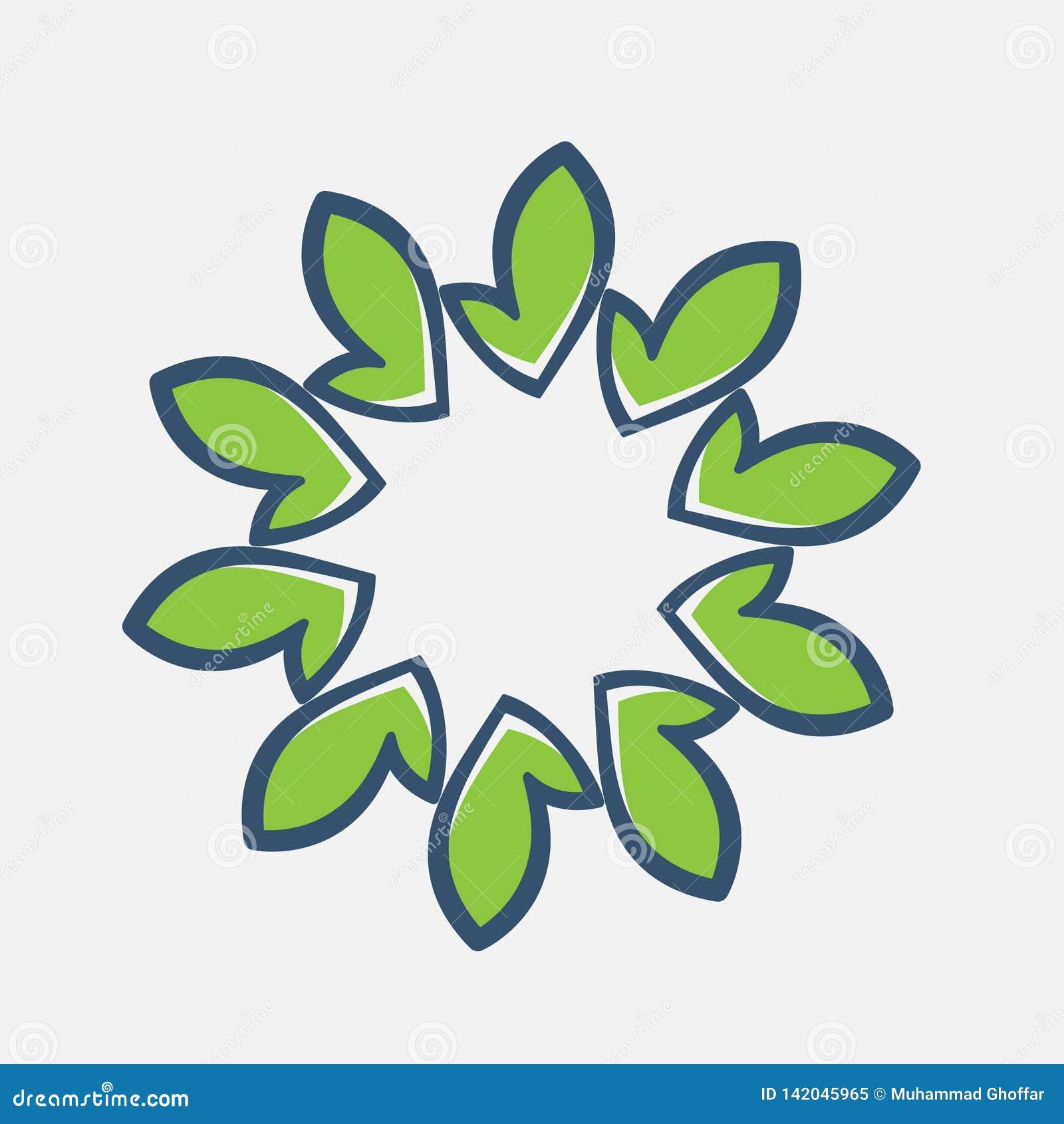 Assosiated logonatursommar Blom- logo white för vektor för illustration för bakgrundsblommasymbol set Blom- Spa, skönhetsalonembl