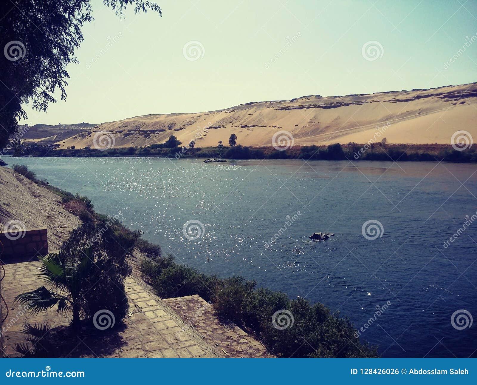 Assouan et Nil