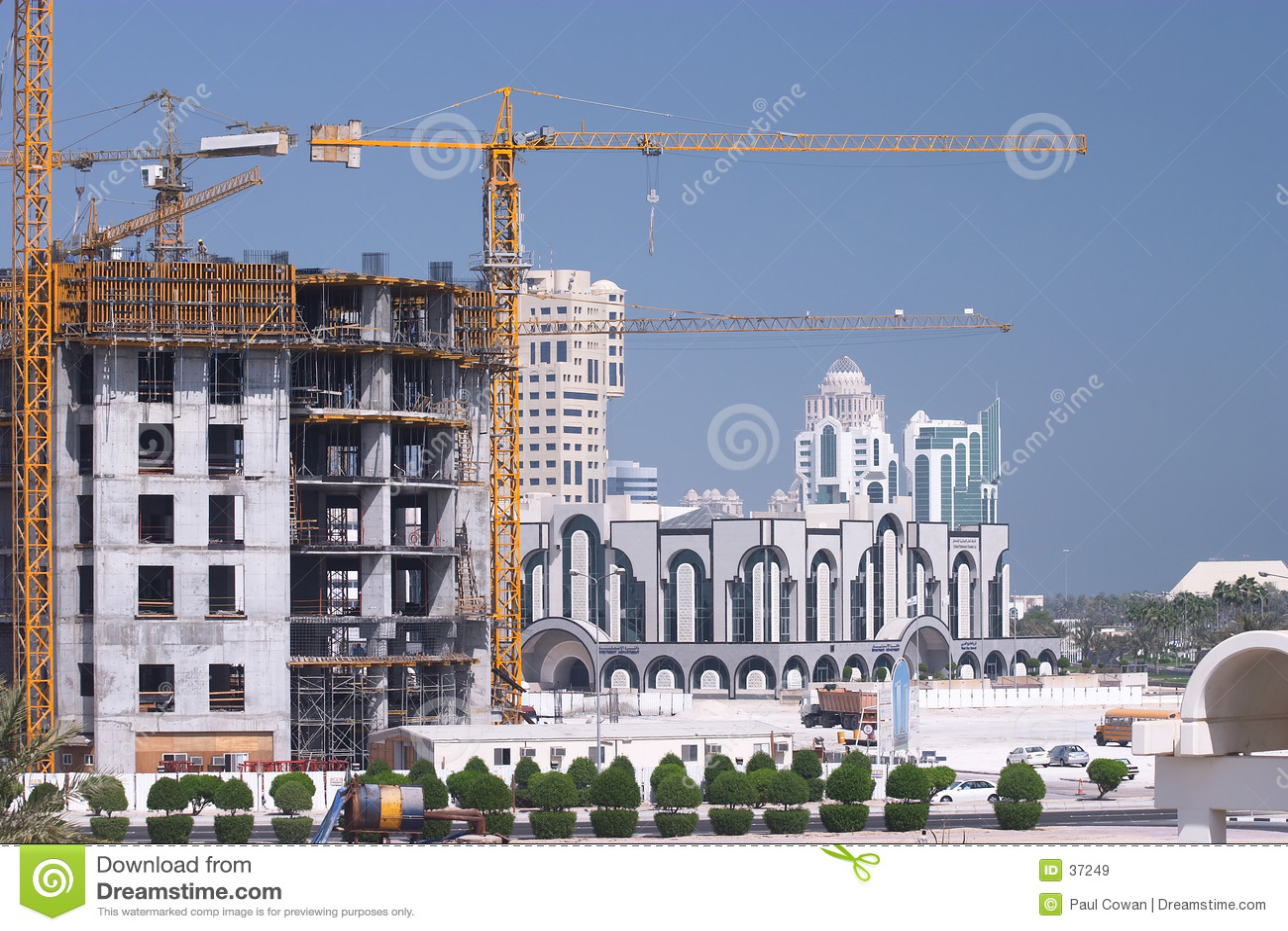 Asta di costruzione