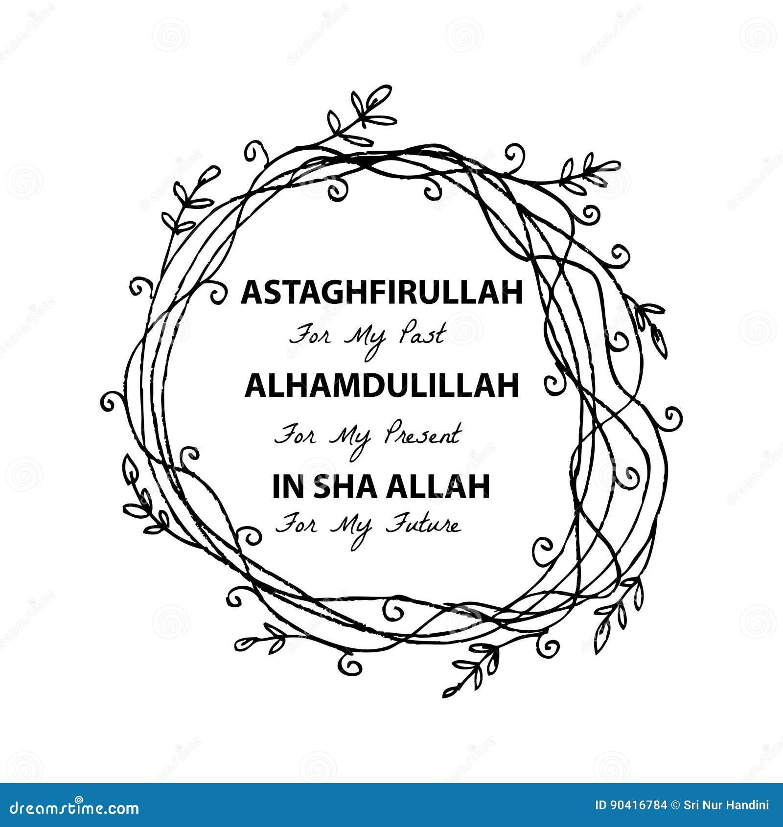 Citaten Toekomst Id : Astaghfirullah voor het verleden alhamdulillah