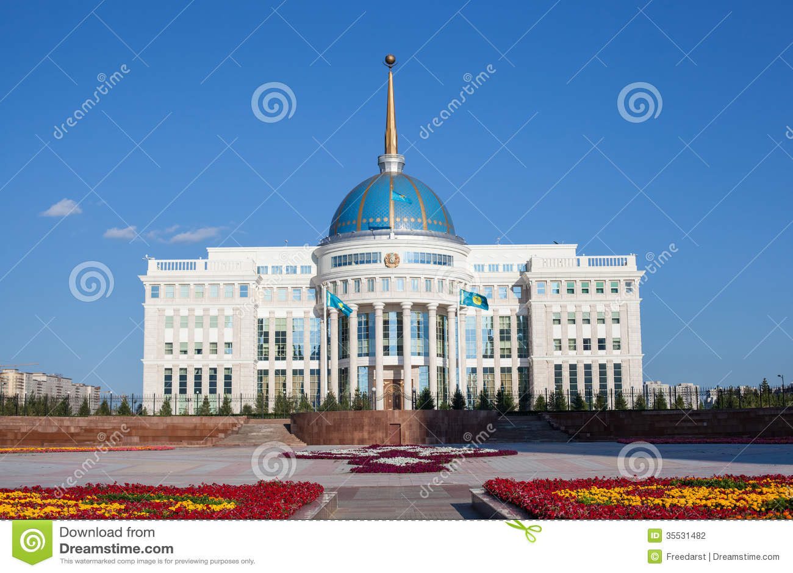 Astana Πρόεδρος Palace