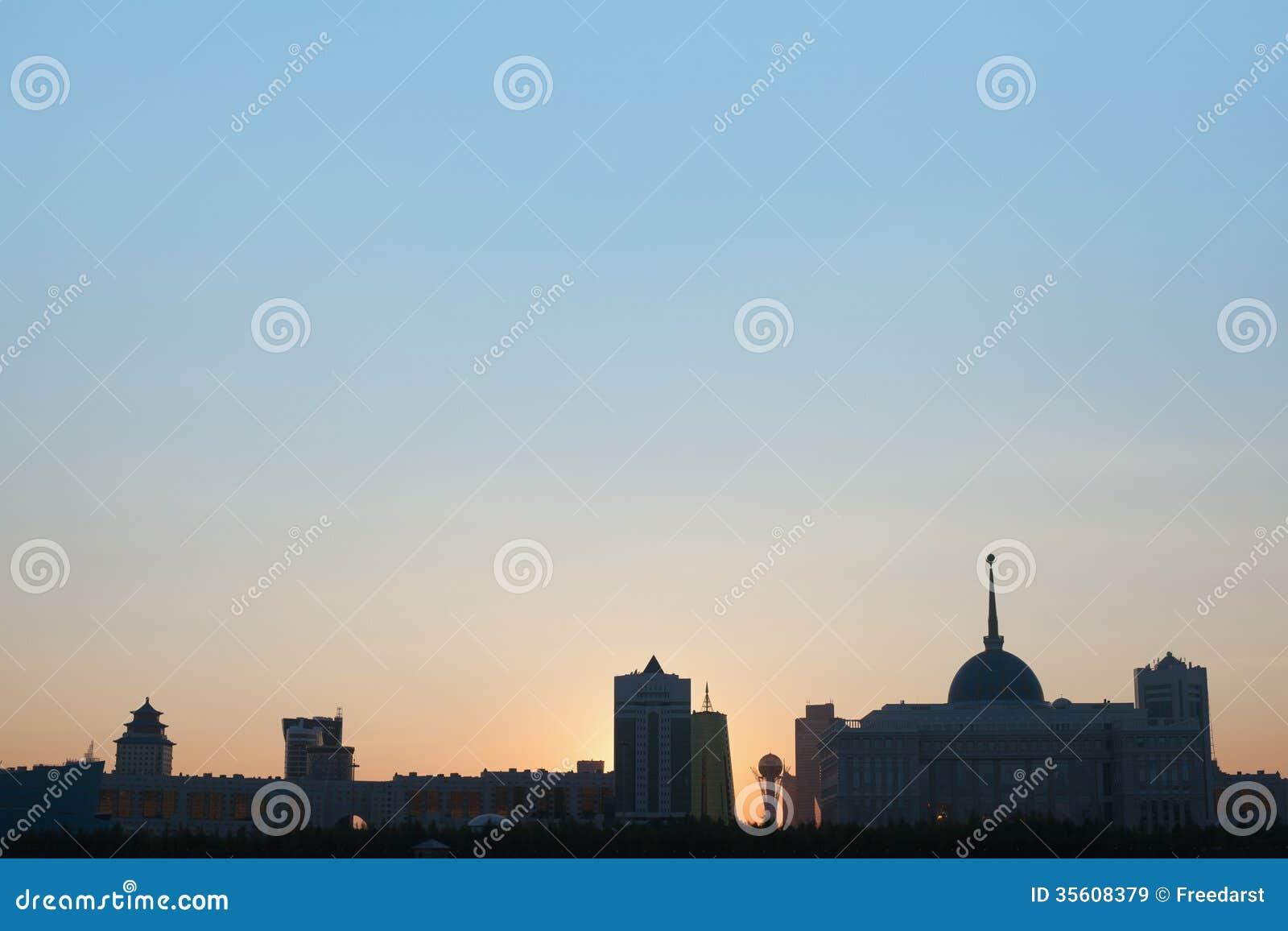 Astana - capitale del Kazakistan