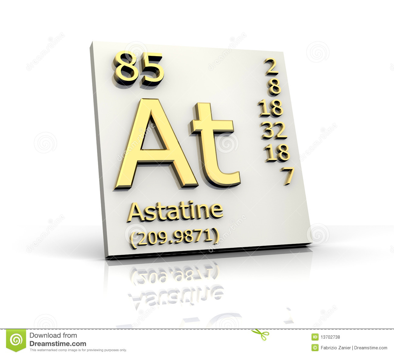 Astatine form periodic table of elements stock illustration royalty free stock photo download astatine form periodic table gamestrikefo Image collections