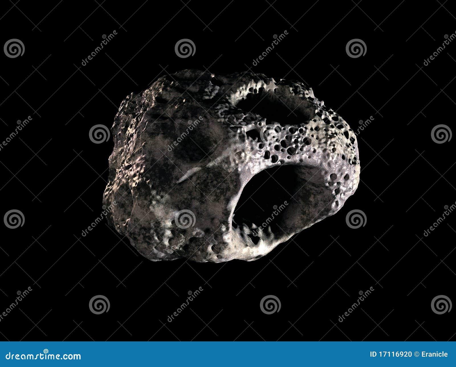 Asteroid Stock Photo - Image: 17116920