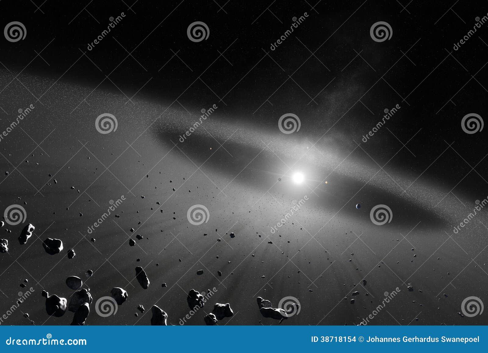 venus on asteroid belt - photo #9