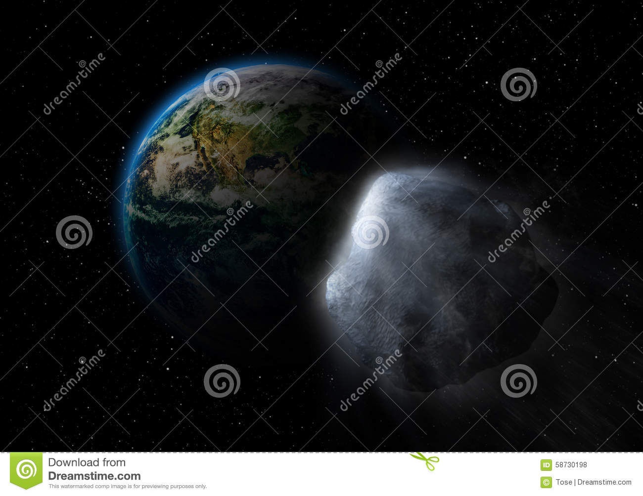 asteroid earth collisions - photo #15