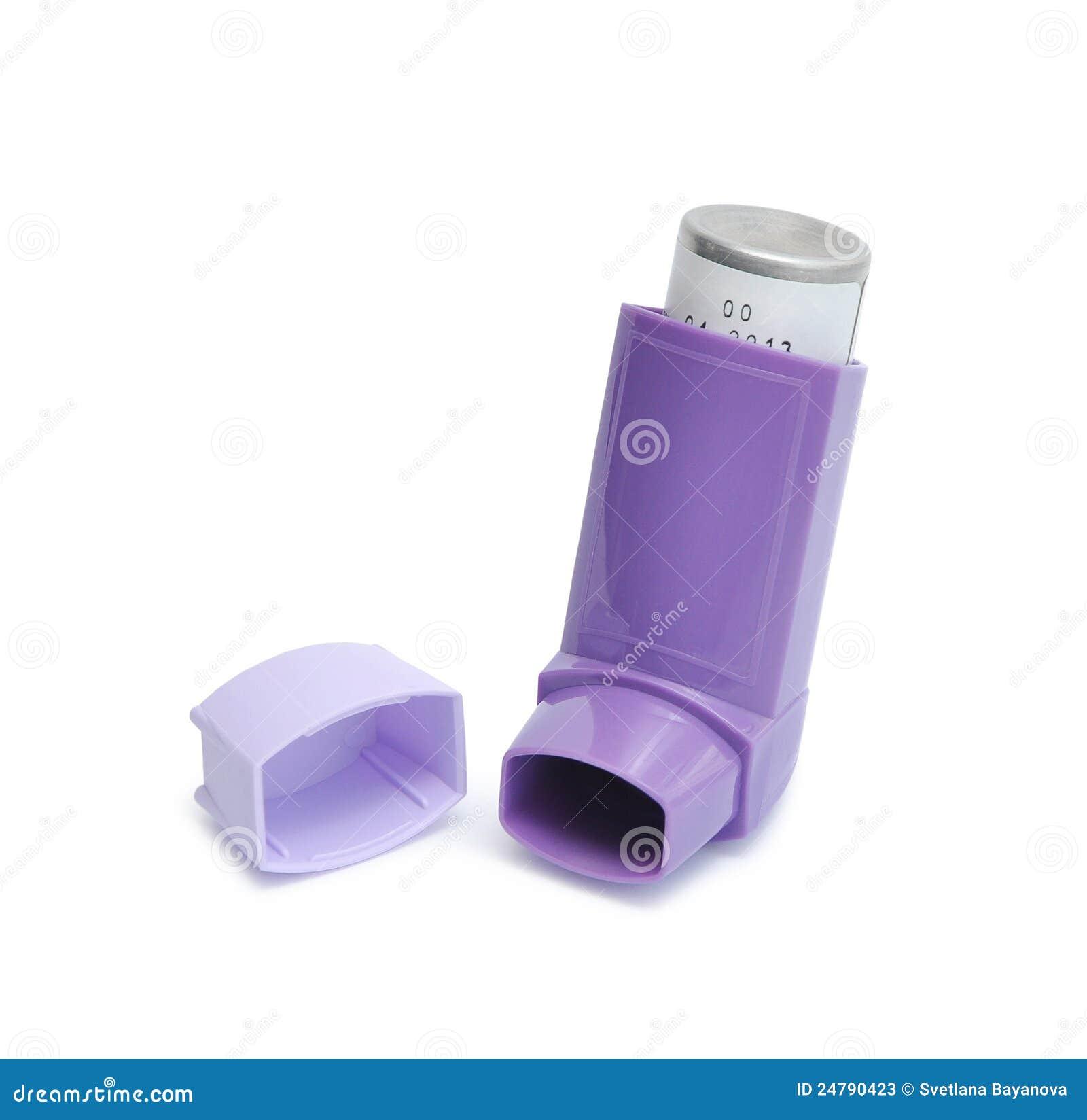 Asthma Inhaler Stock Photos - Image: 24790423