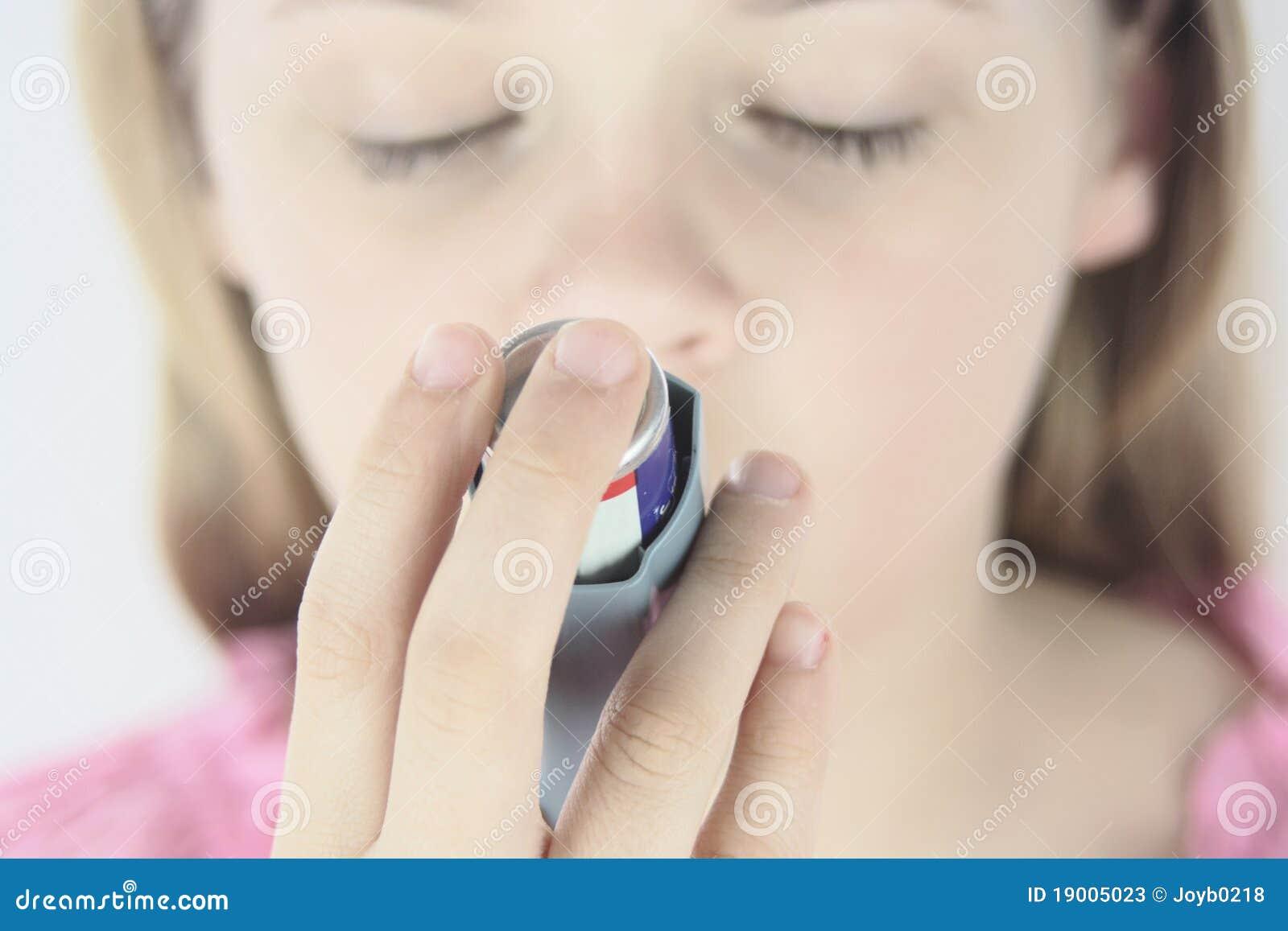 Astmaflicka