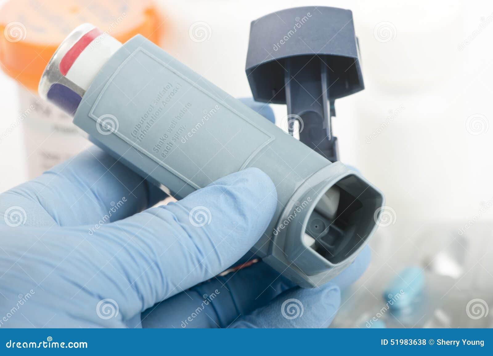 Astmy lekarstwo