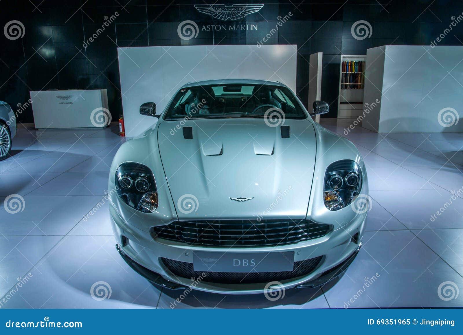 Aston Martin Car Series Editorial Image Image Of Journey 69351965