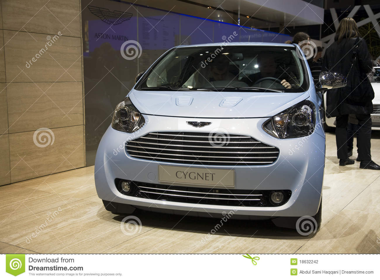 Aston Martin Cygnet Editorial Photography Image Of Event 18632242