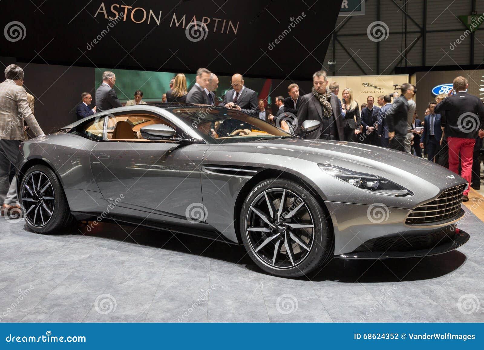 aston martin db11 sports car editorial photography image 68624352. Black Bedroom Furniture Sets. Home Design Ideas