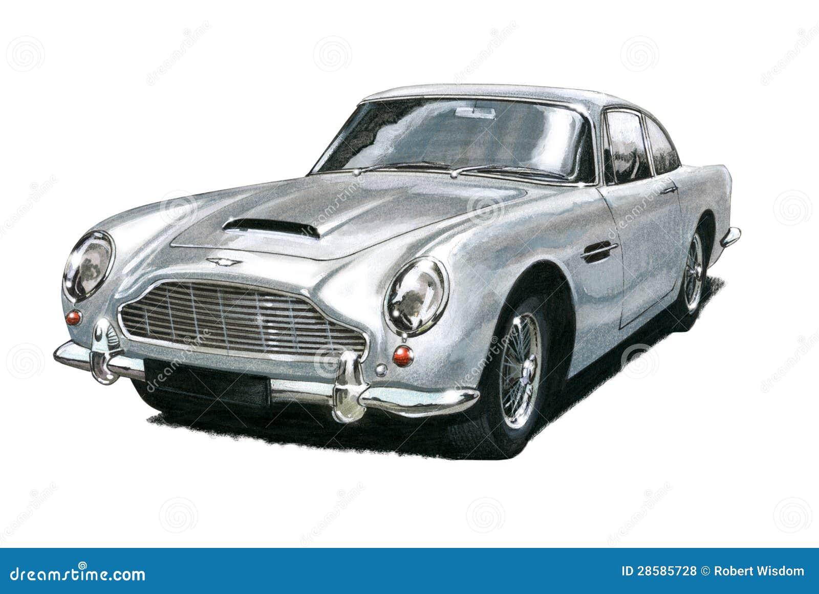 Aston Martin DB5 Editorial Stock Photo - Image: 28585728