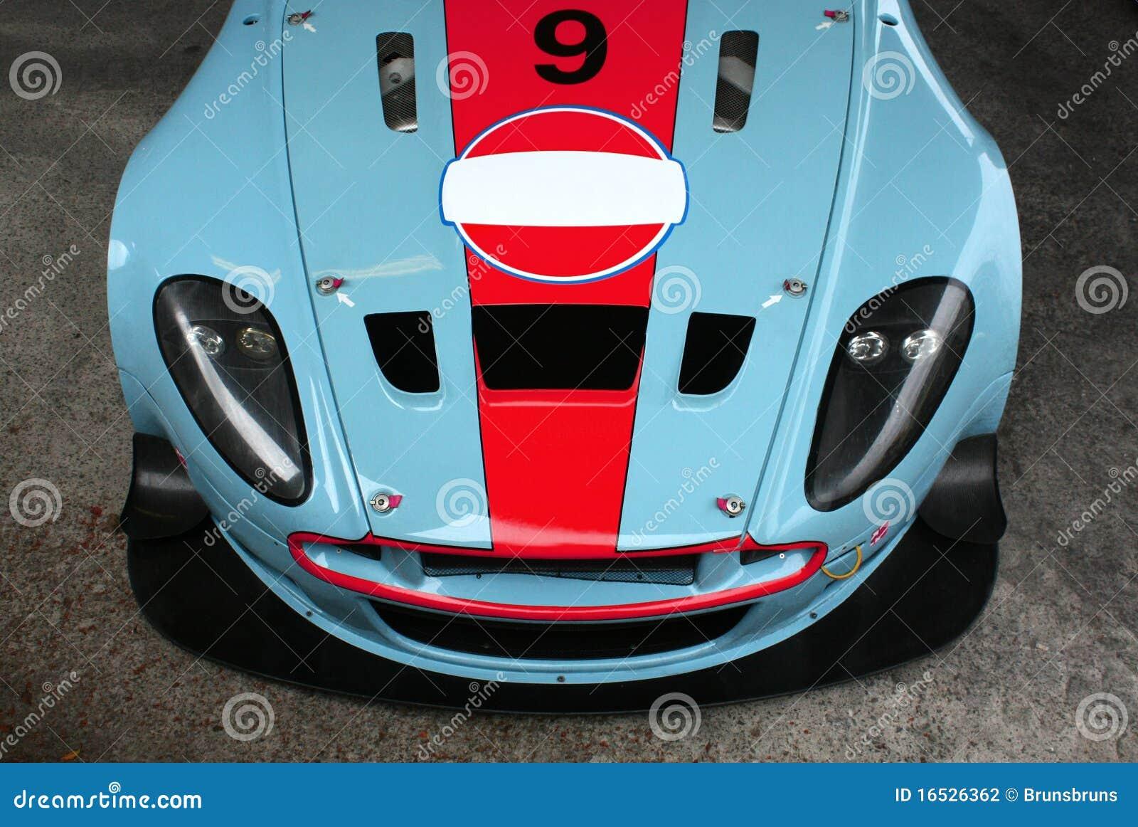 Aston Martin Racing Car Stock Photo Image Of Auto Fast 16526362